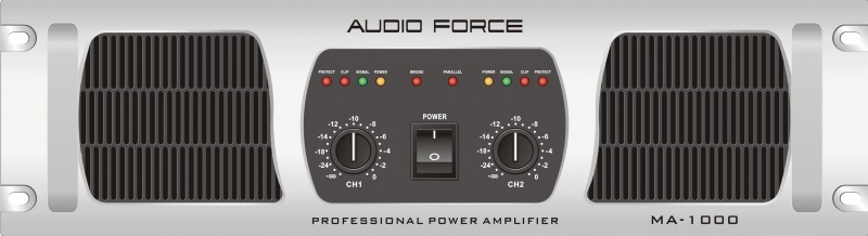 AUDIO FORCE серии MA